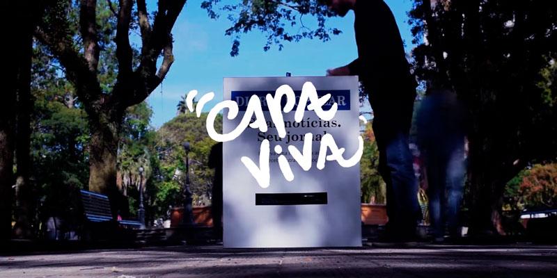 Capa Viva – Diário Popular