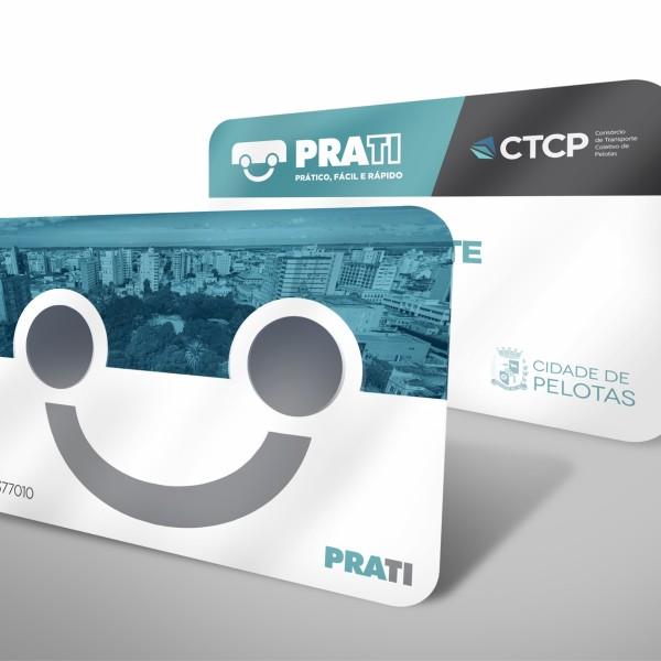 Pra ti - Cartão CTCP