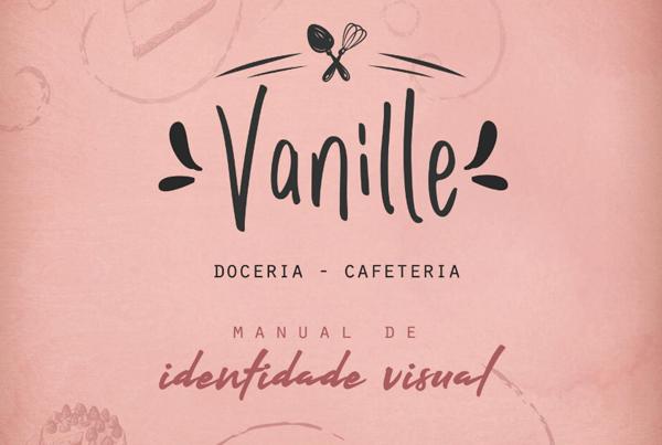 Doceria Vanille – Identidade Visual e Redes Sociais