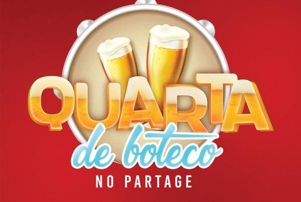 Quarta de Boteco – Partage Shopping Rio Grande
