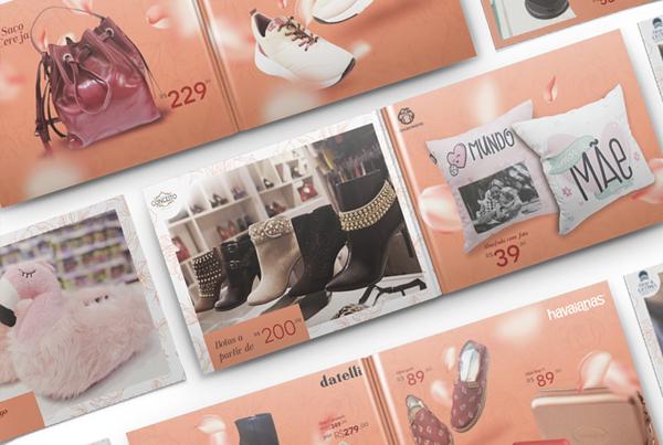 Catálogo de Dia das Mães – Partage Shopping Rio Grande