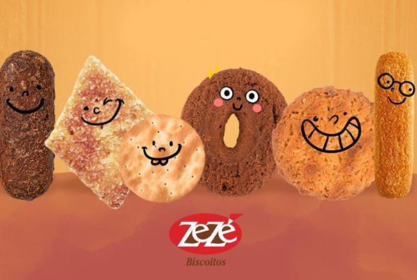 Redes Sociais – Biscoitos Zezé